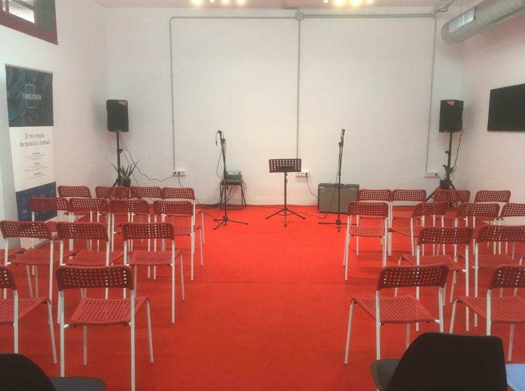 Sala polivalente de Eventos