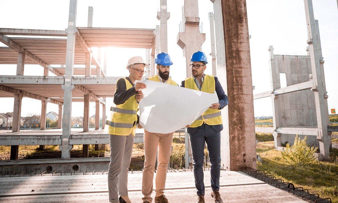 5 Seguros en construcción
