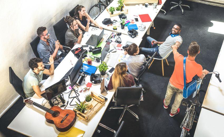 Diferencia entre el coworking y el centro de negocios