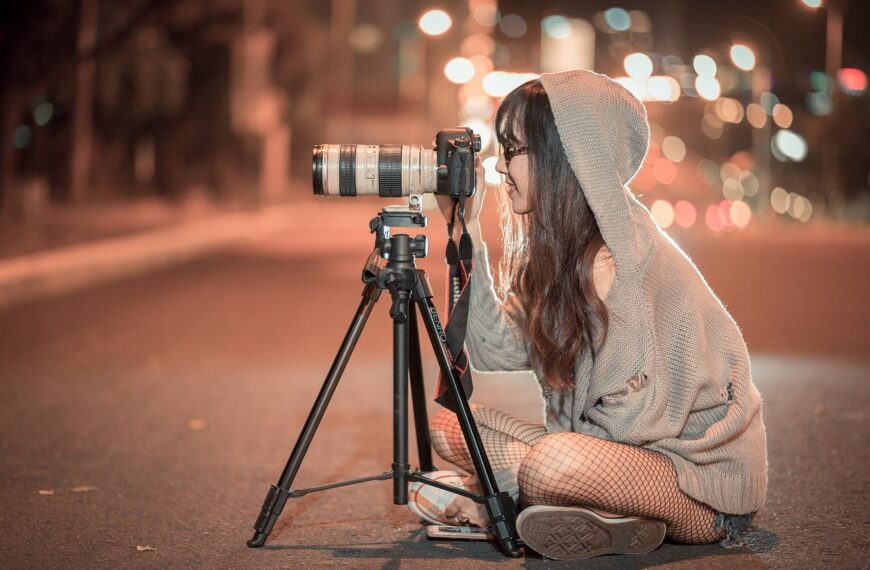 Fotógrafos y Video fotógrafos
